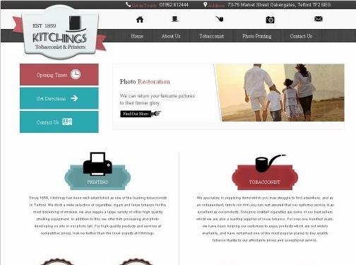 http://www.kitchings-printingandtobacco.co.uk website