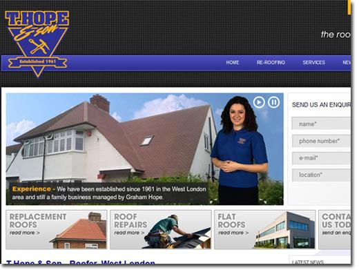 http://www.thopeandson.co.uk/ website