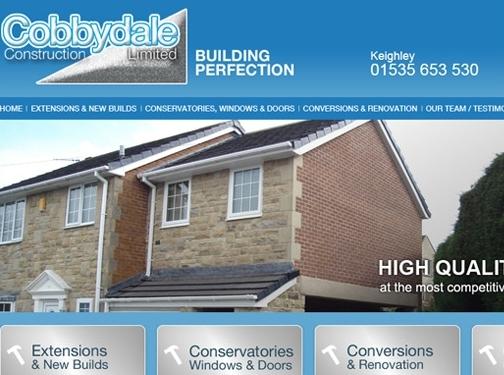 http://www.cobbydaleconstructionltd.co.uk/ website