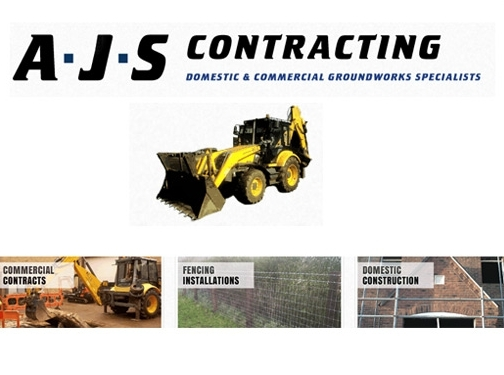 https://www.ajscontracting.co.uk/ website