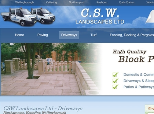 http://cswlandscapes.co.uk/fencing.php website