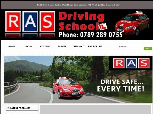 http://www.go-ras.co.uk/ website