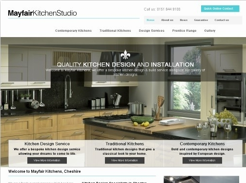https://www.mayfairkitchens.co.uk/ website