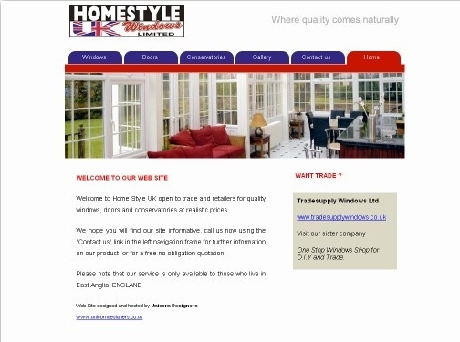http://homestyleuk.co.uk/ website