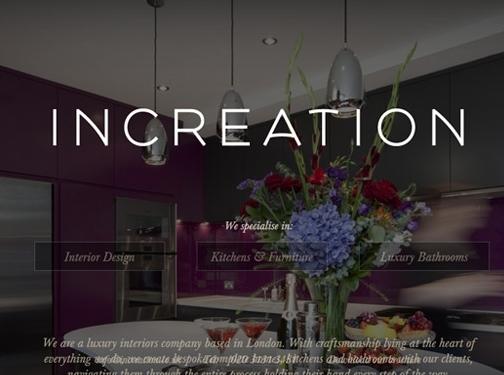 http://www.increation.co.uk/ website