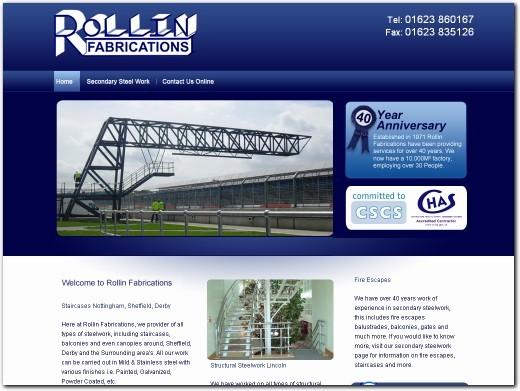 http://www.rollinfabs.co.uk/ website