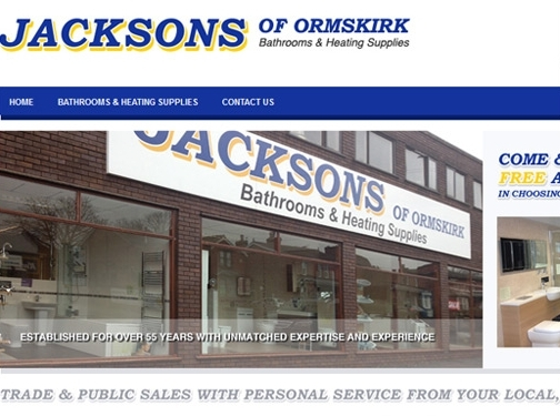 http://jacksonsoformskirk.co.uk website