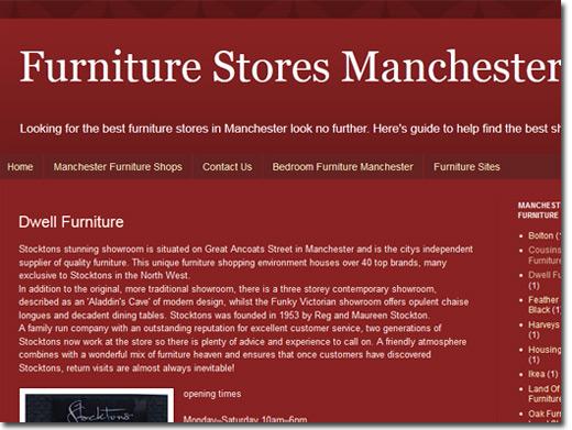 http://www.furniturestoresmanchester.co.uk/ website