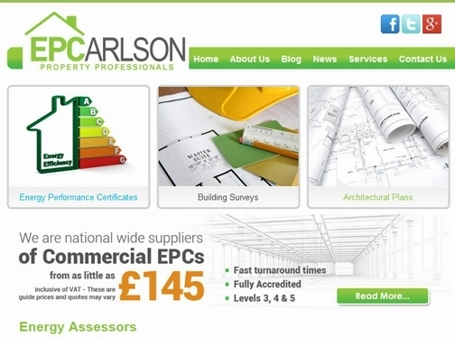 http://www.epcarlson.co.uk/ website