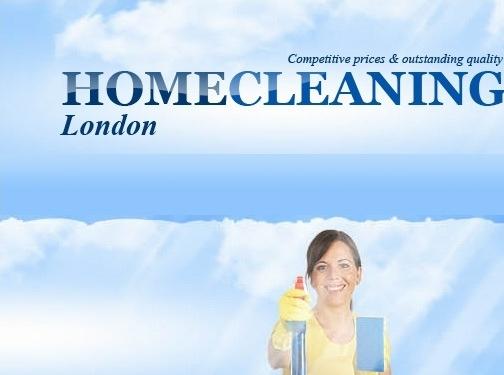 https://www.homecleaninglondon.co.uk website