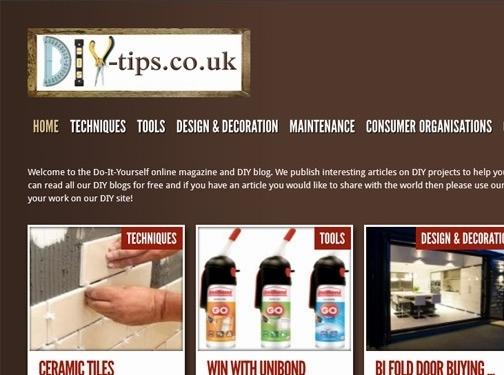 https://www.diy-tips.co.uk/ website