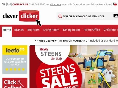 http://www.cleverclicker.co.uk/ website