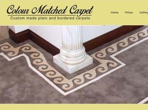 http://www.colourmatchedcustomcarpets.co.uk/ website