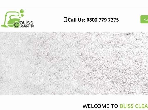 http://www.blisscleaning.co.uk website