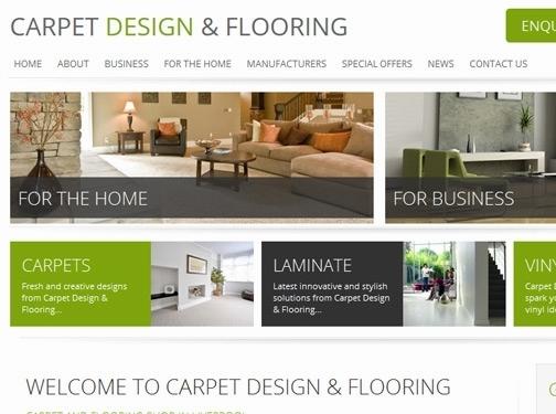 http://www.carpetdesignandflooring.co.uk/ website
