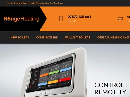 http://rangeheating.co.uk/ website