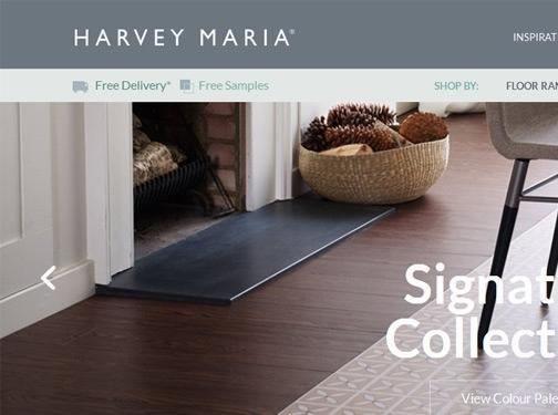https://www.harveymaria.com/ website