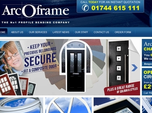 http://www.arcoframe.co.uk/ website