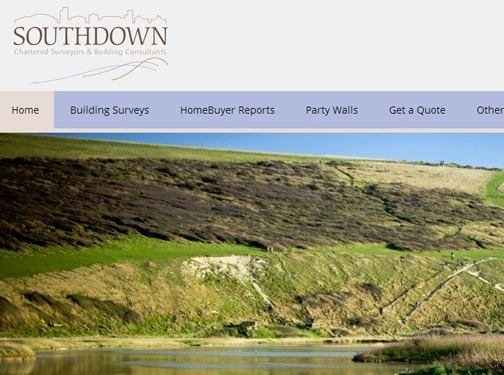https://www.southdownsurveyors.com/ website