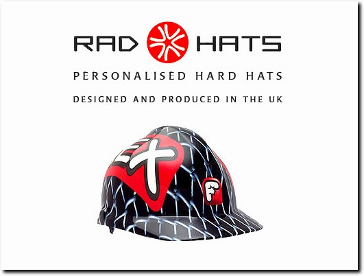 http://www.radhats.co.uk/ website