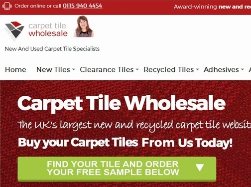 https://www.carpettilewholesale.co.uk/ website