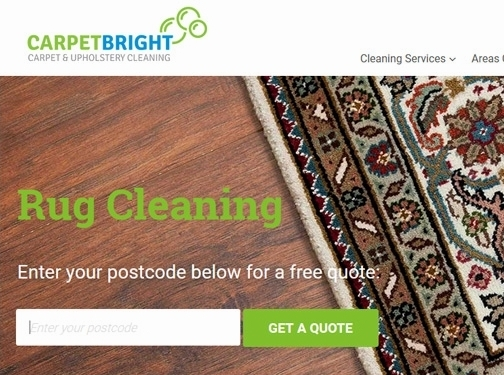 https://www.carpetbright.uk.com/ website