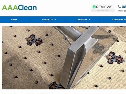 https://www.aaaclean.co.uk/carpet-cleaning/sevenoaks/ website