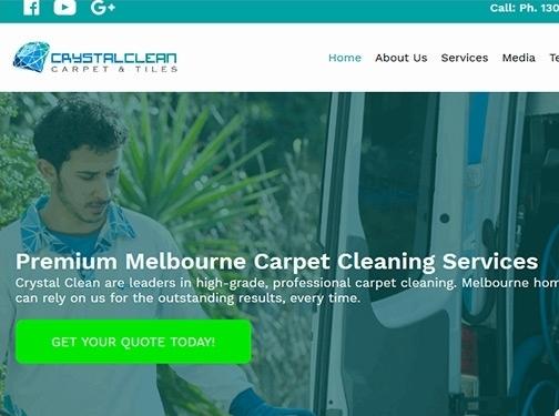 https://www.crystalcleanmelbourne.net.au/ website