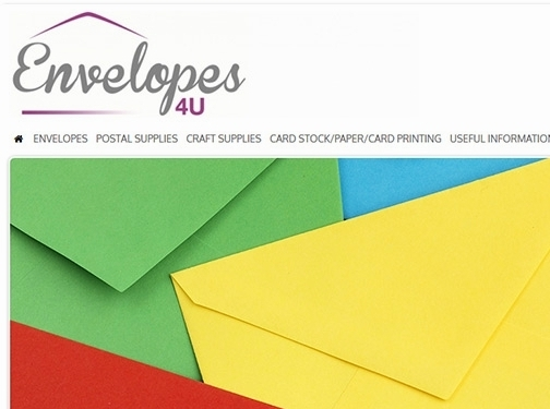 https://www.envelopes4u.com/ website