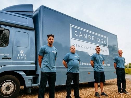 https://www.cambridgeremovalsandstorage.co.uk/ website
